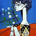 Jacqueline Roque (Picasso)