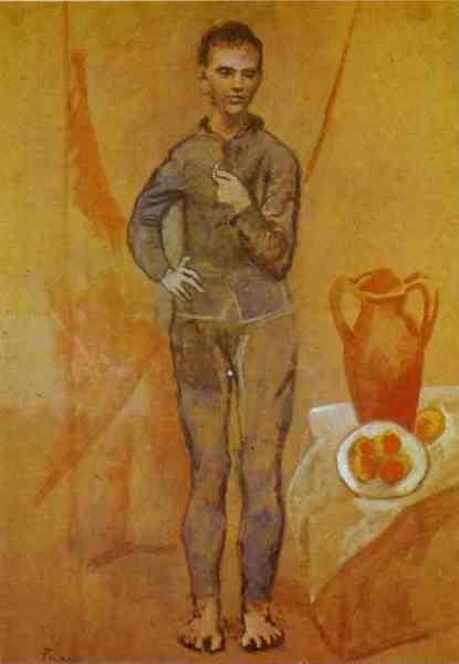Juggler with Still-Life. 1905