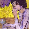 L'Absinthe. 1901