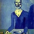 L'ascete. 1903