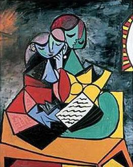 Leitura-Picasso
