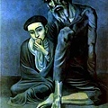 Old Beggar with a Boy. 1903-2.jpg