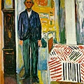 munch.between-clock-and-bed(1940-42)