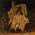 EgonSchiele_The_Family1918