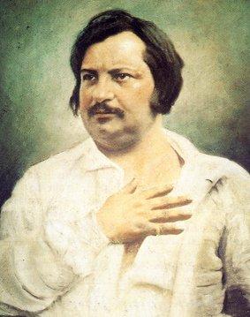 Honoré de Balzac 巴爾札克