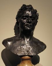 Honoré de Balzac - 羅丹雕塑的巴爾扎克像 Balzac_Bust_Rodin1892