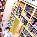 何懷碩的書房「澀盦」