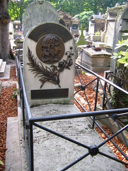 Marceline Desbordes-Valmore之墓