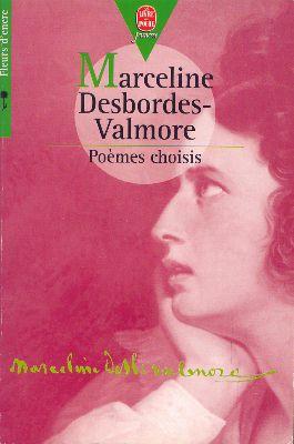 Marceline Desbordes-Valmore 書封