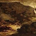 Honore Daumier - Cuadro