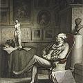 Honore Daumier-El conocedor