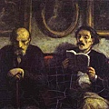 Daumier-Hombreleyendo