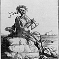 Honor DAUMIER-La Paix Idyll