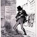 Daumier - Theft