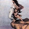 Daumier-sappho