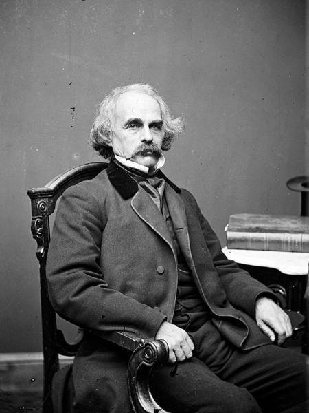 Nathaniel Hawthorne 霍桑