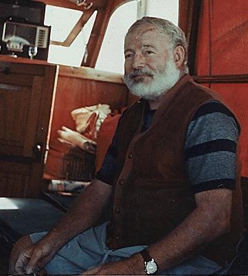 Ernest Hemingway 海明威 1950