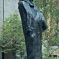 Honoré de Balzac - Monument to Balzac, 巴爾札克雕像 1898