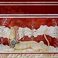 克諾索斯皇宮內的壁畫 - 海狗.jpg