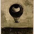 redon_Eye-Balloon 1878