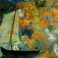 redon_Flower Clouds 1903