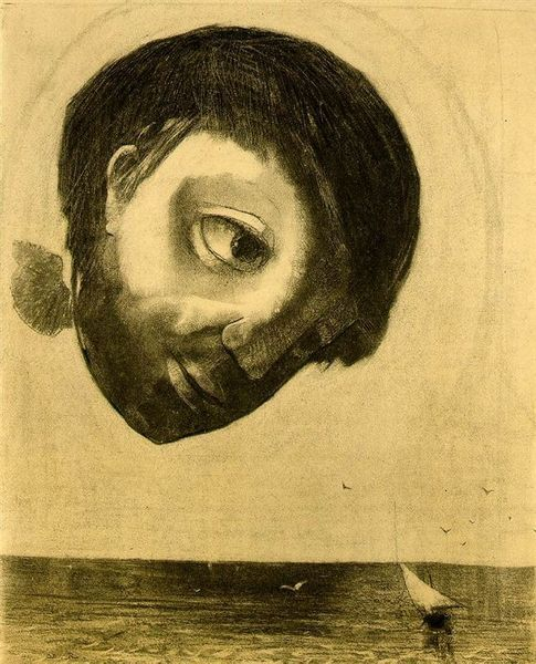 redon_Guardian Spirit of the Waters 1878