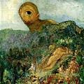 redon_The Cyclops 1914