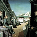 Paul Delvaux, The Village of the Mermaids (1942)