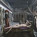 Sleeping Venus, 1944