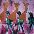 Dancing Girls 1992