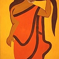Self Portrait as a Bengali Woman 2005