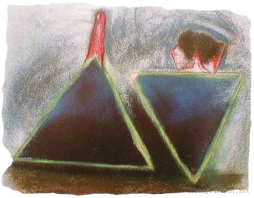 Senza Titolo (Untitled),1983