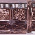 「京洛小景」三宝院唐門