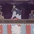 「京洛小景」壬生狂言