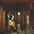 Linen Cupboard (or Linen Closet)(c.1663)