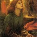 Rossetti - 貝雅塔‧貝雅得利克斯 1864-1870年.jpg