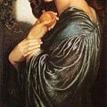 Rossetti - 命運女神 1873-1877年.jpg