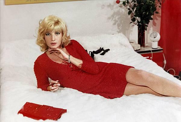 Monica Vitti 莫妮卡.維蒂(1969)