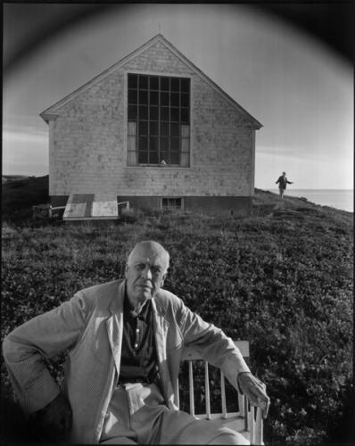 Edward Hopper And Studio