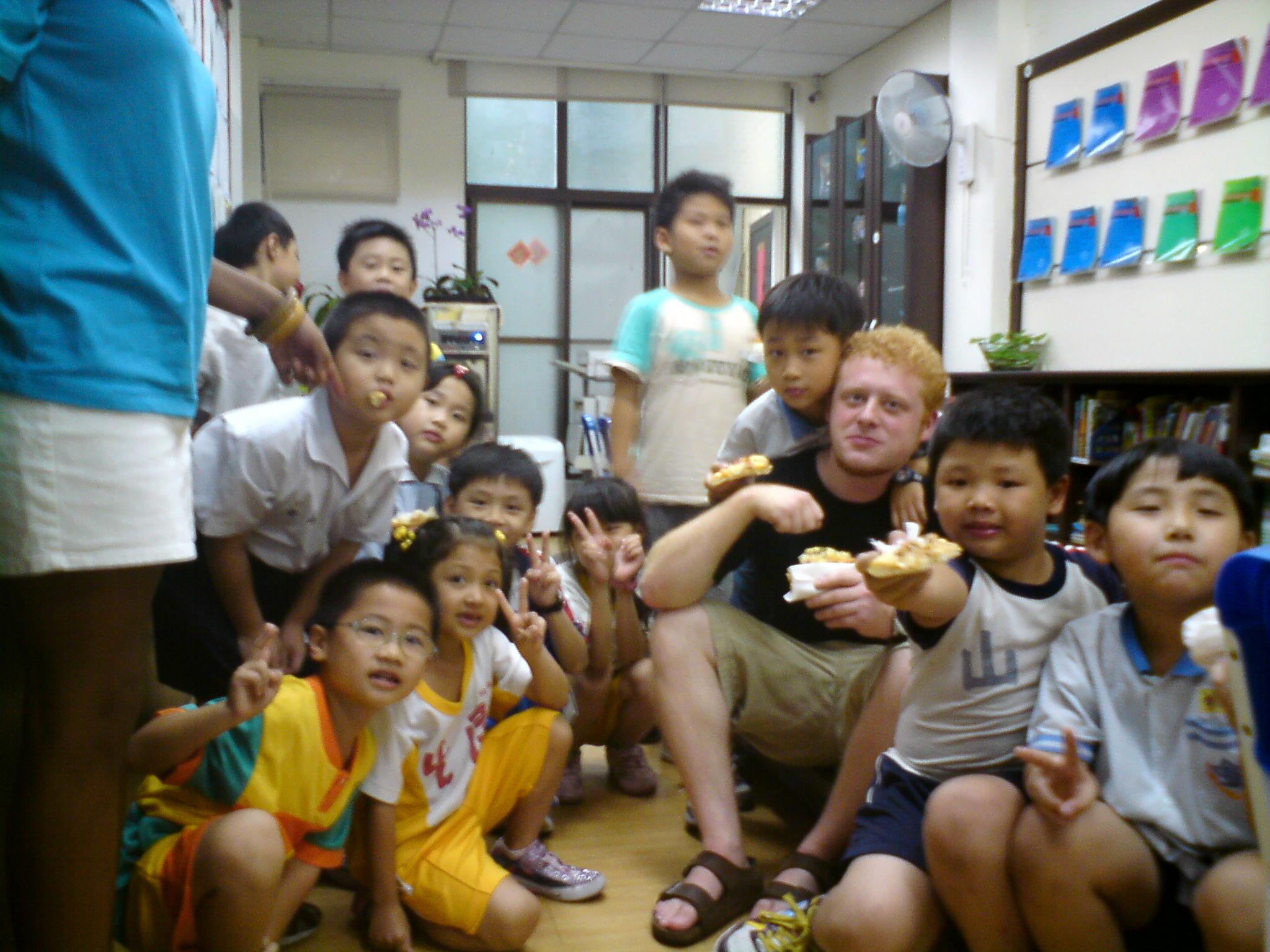 美語教室10月小壽星慶生會