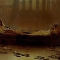 The lotus gatherers - 1874