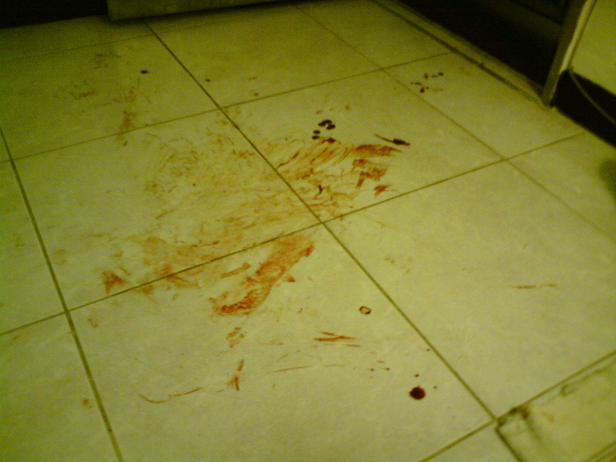跌倒受傷現場 (991128)