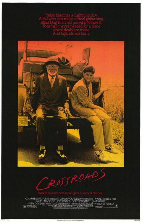 Crossroads Poster 1986
