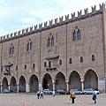 曼都瓦公爵宮 Mantua