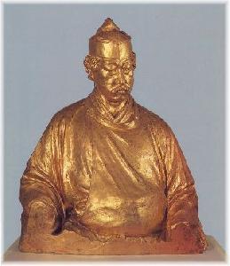 岡倉天心銅像