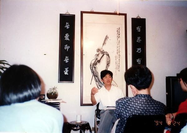 陳義芝講座
