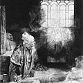 Rembrandt - Faust c.1650