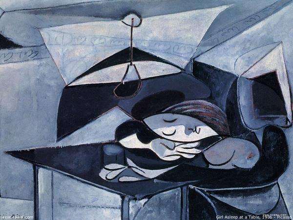 Picasso -繪作