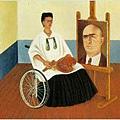 Frida Kahlo c.1951