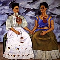 Frida Kahlo - The Two Fridas c.1939